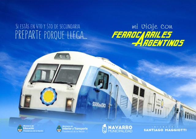 tren viaje juventud